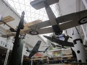 Imperial War Museum - Planes