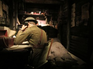 Imperial War Museum - Trench