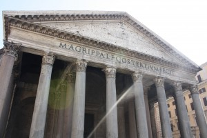 Rome is absolutely overflowing with monuments and historical sites!