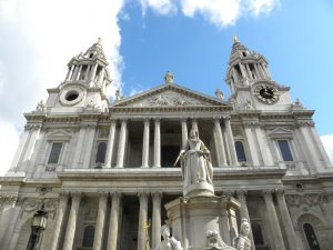 St. Paul's Cathedral - very impressive!