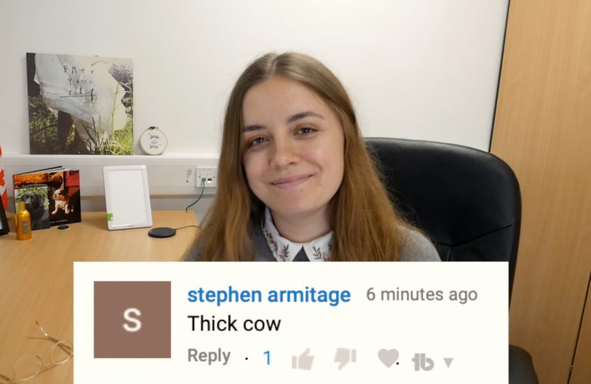 Read Your Youtube Comments