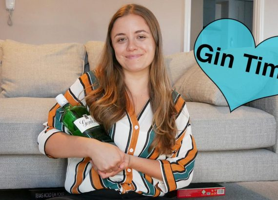 Taste test of British gins