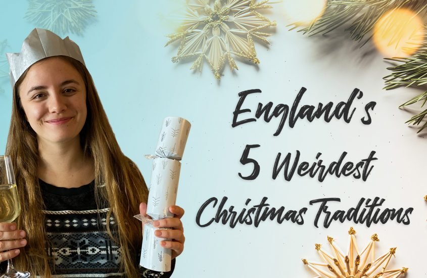 Weird British Christmas Traditions