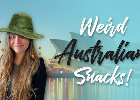 Australian Snacks