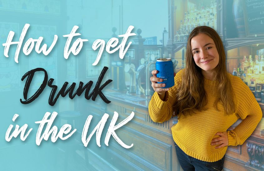 Drinking Culture in the UK