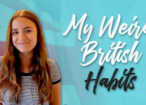 weird British habits