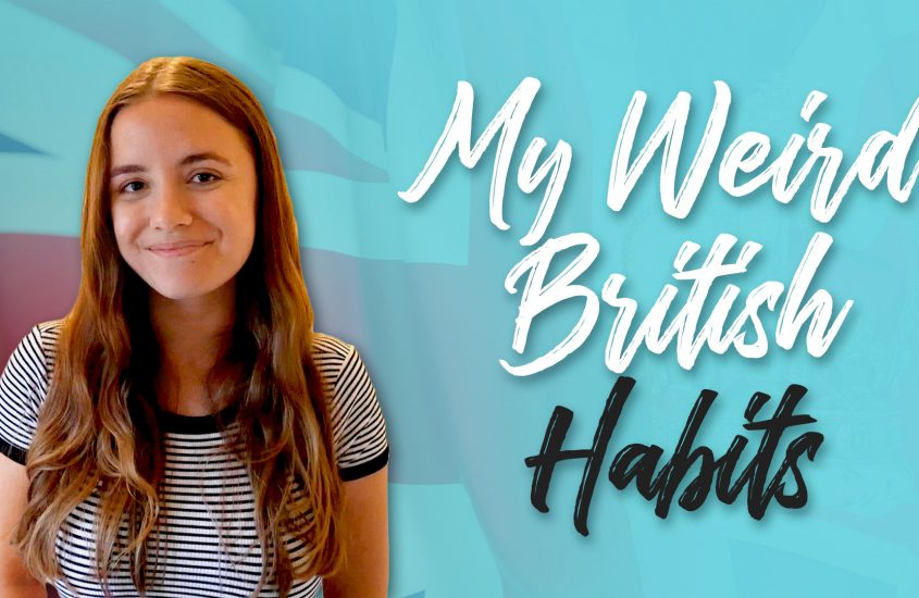 weird British habits