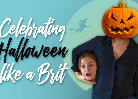 Celebrating Halloween in the UK
