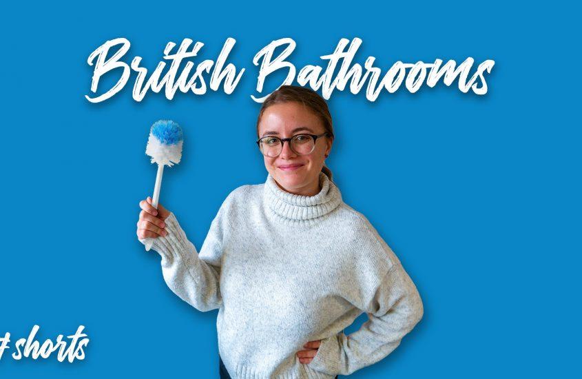 British bathrooms