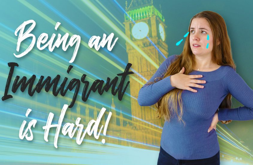 immigrant in the UK