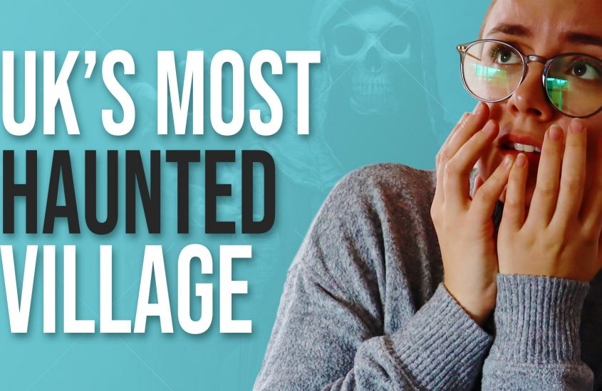 most haunted village in Britain